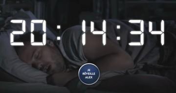 Réveiller Alex