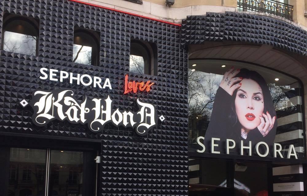 Kate Von D Sephora