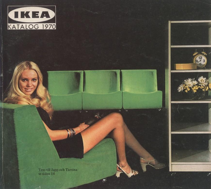 Catalogue IKea 1970