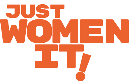 logo just women it
