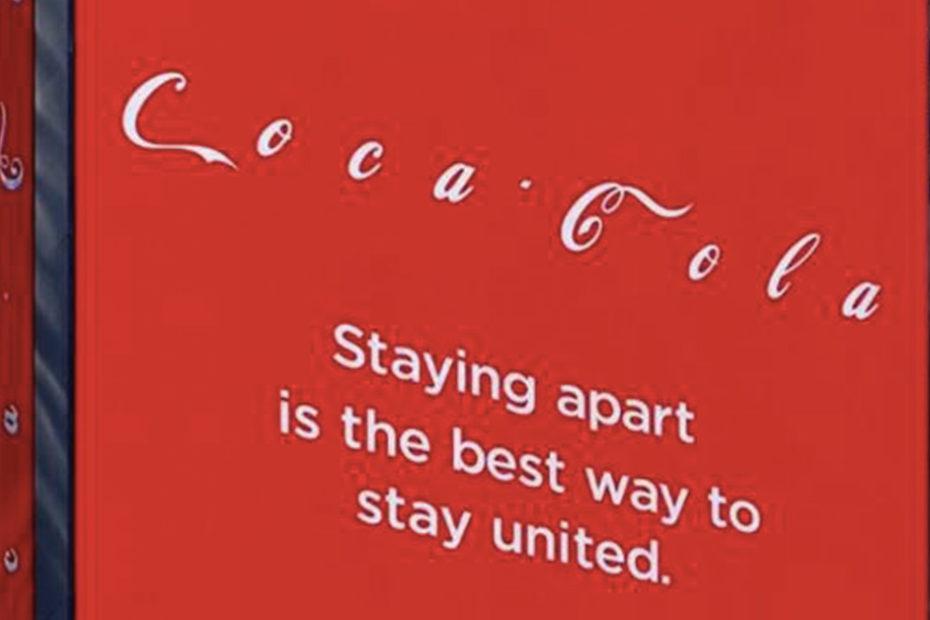 Campagne Coca Cola