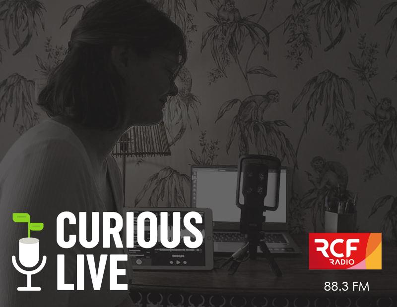 Curious Live blog février