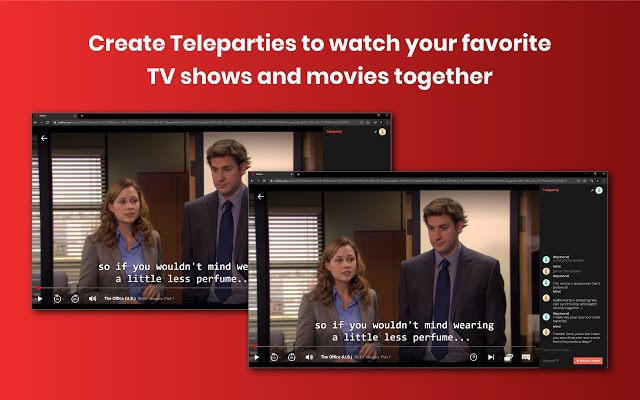 Teleparty