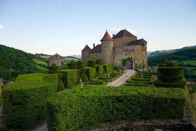 Patrimoine de Bourgogne